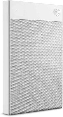 Seagate 1TB Backup Plus Ultra Touch Beyaz USB 3.0 2.5 (STHH1000402) Taşınabilir Disk