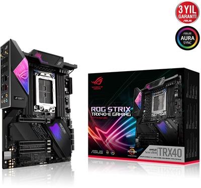En ucuz Asus Rog Strix TRX40-E Gaming 4666mhz(OC) RGB M.2 Wi-Fi sTRX4 ATX Anakart Fiyatı