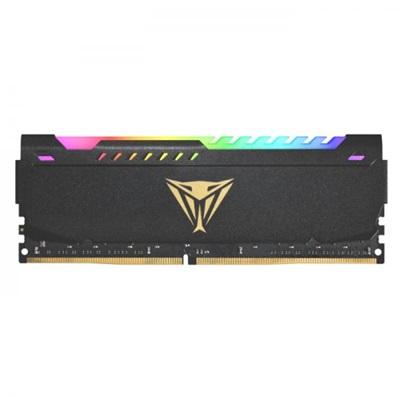 Patriot 8GB Viper Steel RGB 3600mhz CL20 DDR4  Ram (PVSR48G360C0)