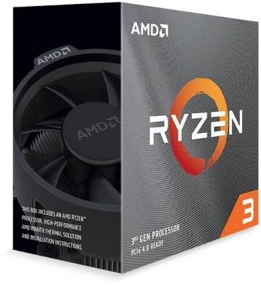 En ucuz AMD Ryzen 3 3100 3.9 Ghz 4 Çekirdek 18MB AM4 7nm İşlemci Fiyatı