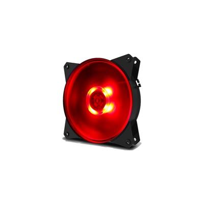Cooler Master MasterFan MF120L Kırmızı Led 120mm Fan
