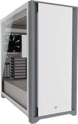 Corsair 5000D Tempered Glass Beyaz USB 3.0 ATX Mid Tower Kasa