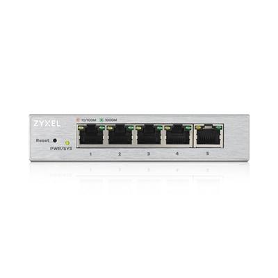 En ucuz Zyxel GS1200-5 5 Port Gigabit Yönetilebilir Switch Fiyatı