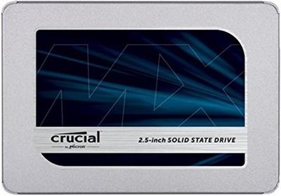 Crucial 500GB MX500 Okuma 560MB-Yazma 510MB SATA SSD (CT500MX500SSD1)