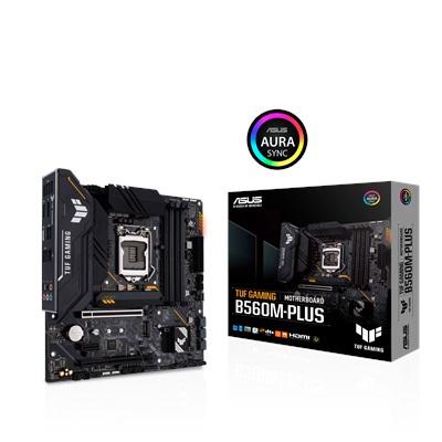 Asus TUF Gaming B560M-PLUS 5000mhz(OC) RGB M.2 1200p mATX Anakart