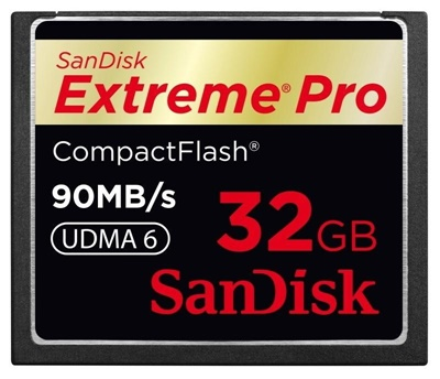 En ucuz Sandisk 32GB Compact Flash Extreme Pro 160 MB/s VPG-65 Hafıza Kartı (SDCFXPS-032G-X46) Fiyatı