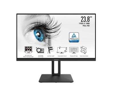 "MSI 23.8"" Pro MP242P 5ms 60hz HDMI,D-Sub Monitör"