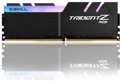 G.Skill 8GB Trident Z RGB 3200MHz CL16 DDR4  Ram (F4-3200C16S-8GTZR)