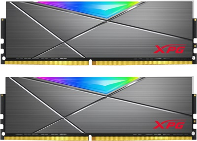XPG 16GB(2x8) Spectrix D50 3600mhz CL18 DDR4  Ram (AX4U360038G18A-DT50)