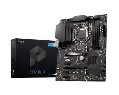 MSI Z590 Plus 5333mhz(OC) M.2 1200p ATX Anakart