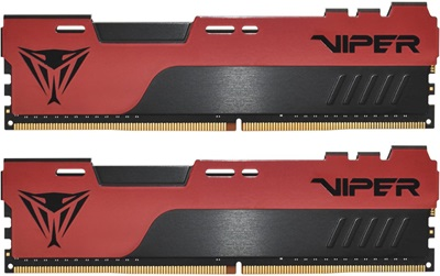 Patriot 32GB(2x16) Viper Elite II 3200mhz CL18 DDR4  Ram (PVE2432G320C8K)