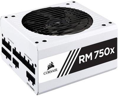 Corsair 750W RMx White 80+ Gold Tam Modüler Güç Kaynağı