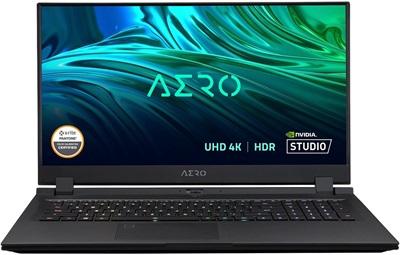 Gigabyte Aero 17 HDR XD i7-11800H 16GB 1TB SSD 8GB RTX3070 17.3 Windows 10 Pro Oyuncu Laptop