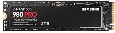 Samsung 2TB 980 PRO NVMe Okuma 7000MB-Yazma 5100MB M.2 SSD (MZ-V8P2T0BW)