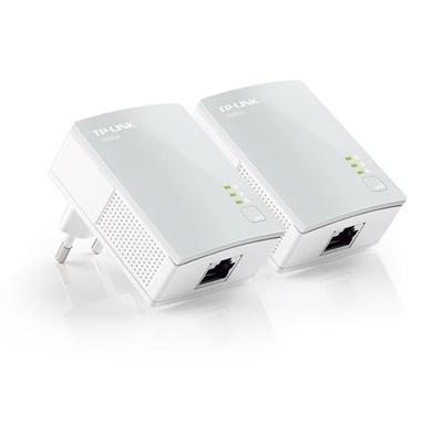 Tp-Link TL-PA4010KIT AV500 Nano 500Mbps 1 Port Powerline Adaptör