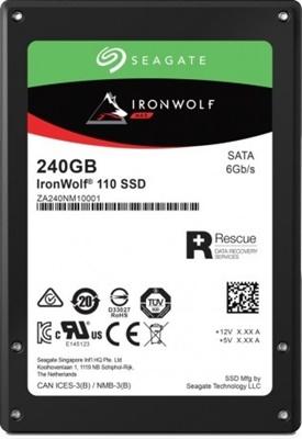 En ucuz Seagate 240GB Ironwolf 110 Okuma 560MB-Yazma 345MB SATA SSD (ZA240NM10011) Fiyatı