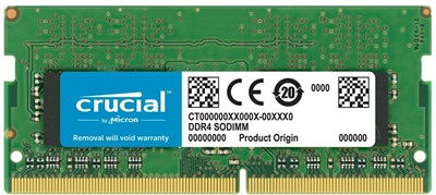 Crucial 8GB 2666mhz CL19 DDR4 Notebook Ram (CB8GS2666)