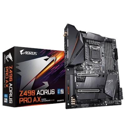 En ucuz Gigabyte Z490 Aorus Pro AX 5000mhz(OC) RGB M.2 Wi-Fi 1200p ATX Anakart Fiyatı