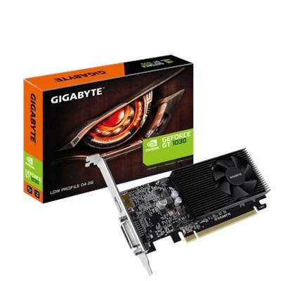 Gigabyte GeForce GT 1030 Low Profile 2GB DDR4 64 Bit Ekran Kartı