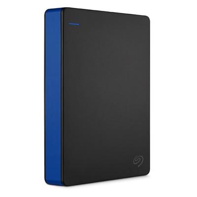 Seagate 4TB Game Drive Siyah USB 3.0 (Playstation) 2,5 (STGD4000400) Taşınabilir Disk