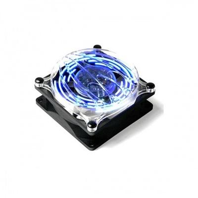 Thermaltake Cyclo Mavi Ledli 8cm Kasa Fanı
