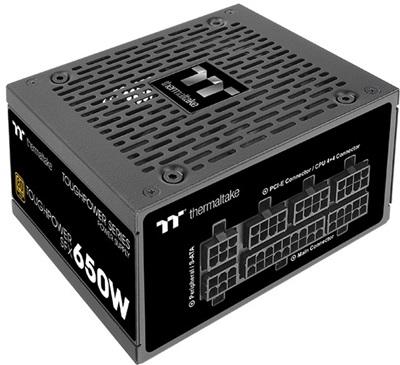 Thermaltake 650W Toughpower SFX 80+ Gold Tam Modüler Güç Kaynağı