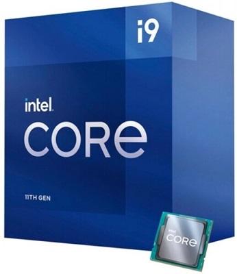 Intel Core i9 11900 2.50 Ghz 8 Çekirdek 16MB 1200p 14nm İşlemci
