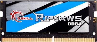 G.Skill 16GB Ripjaws 2400mhz CL16 DDR4 Notebook Ram (F4-2400C16S-16GRS)