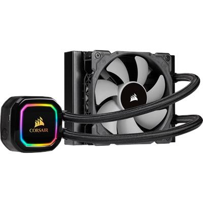 Corsair iCUE H60i RGB PRO XT Liquid 120 mm Intel-AMD Uyumlu Sıvı Soğutucu