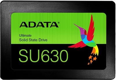 Adata 960GB SU630 Okuma 520MB-Yazma 450MB SATA SSD (ASU630SS-960GQ-R)