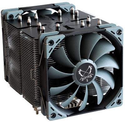 Scythe Ninja 5 120 mm Intel-AMD Uyumlu Hava Soğutucu