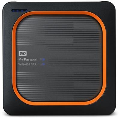 En ucuz WD 1TB My Passport Wireless Okuma 390MB USB 3.0 SSD (WDBAMJ0010BGY-EESN) Fiyatı
