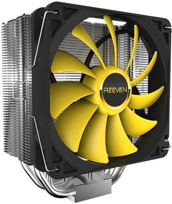 En ucuz Reeven Hans RC-1205 120mm Intel-AMD Uyumlu Hava Soğutucu  Fiyatı