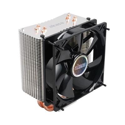 Akasa Nero 3 120 mm Intel-AMD Uyumlu Hava Soğutucu