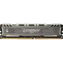 Crucial 16GB Ballistix Sport LT Siyah 2400mhz CL16 DDR4  Ram (BLS16G4D240FSB)