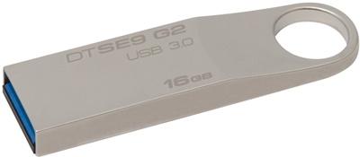 Kingston 16GB DT SE9 G2 USB 3.00 DTSE9G2/16GB USB Bellek