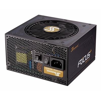 Seasonic 650W Focus Plus Serisi 80+ Gold Tam Modüler Güç Kaynağı