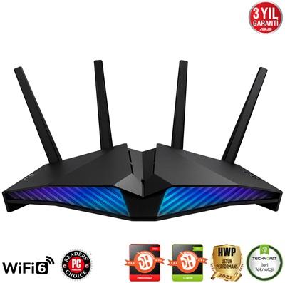 Asus DSL-AX82U 5400Mbps 4 Port ADSL/VDSL Modem Router