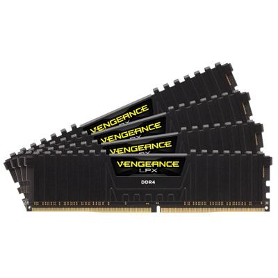 En ucuz Corsair 64GB(4x16) Vengeance LPX 3000mhz CL16 DDR4  Ram (CMK64GX4M4D3000C16) Fiyatı