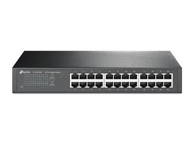 Tp-Link TL-SG1024D 24 Port Gigabit Yönetilemez Switch