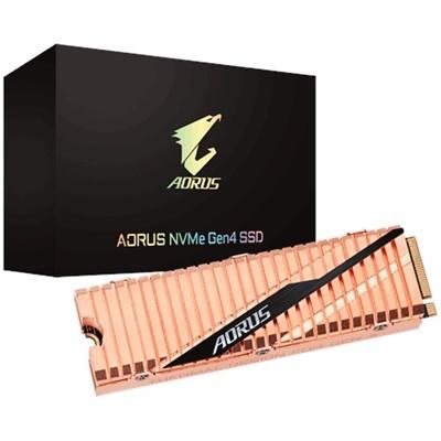 Gigabyte 500GB Aorus NVMe Okuma 5000MB-Yazma 2500MB M.2 SSD (GP-ASM2NE6500GTTD)