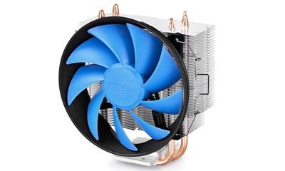 Deep Cool Gammaxx 300 120 mm Mavi Fan Intel-AMD Uyumlu Hava Soğutucu