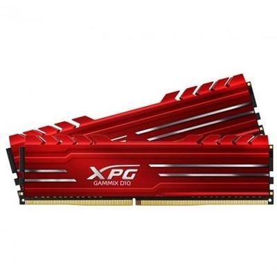 XPG 4GB Gammix D10 Kırmızı 3000mhz CL16 DDR4  Ram (AX4U3000W4G16-DRG)