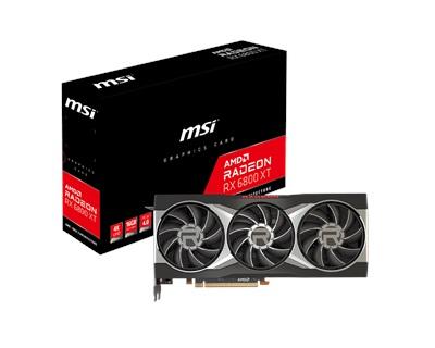 En ucuz MSI Radeon RX 6800 XT 16G 16GB GDDR6 256 Bit Ekran Kartı Fiyatı