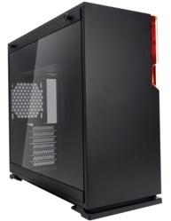 En ucuz Asus In-Win 101 650W 80+ Asus Edition Kırmızı Led Fan Siyah USB 3.0 ATX Mid Tower Kasa  Fiyatı
