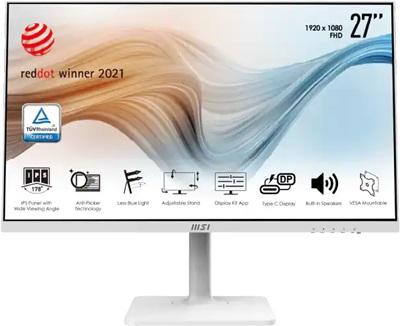"MSI 27"" Modern MD271PW 5ms 75hz HDMI,Type-C Monitör"