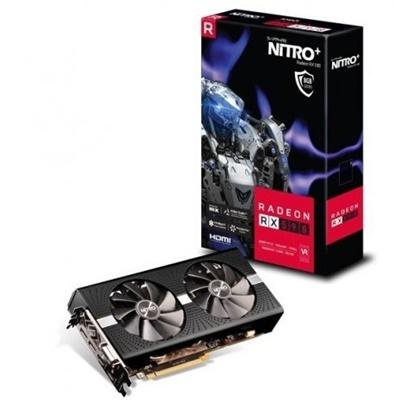En ucuz Sapphire Radeon RX590 Nitro+ Special Edition Black OC 8GB GDDR5 256 Bit Ekran Kartı Fiyatı