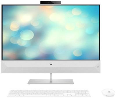 HP 209R0EA i5-10400T 8GB 512GB 23.8 Dos AIO PC