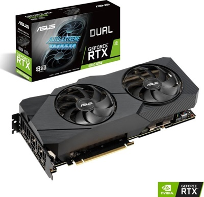 En ucuz Asus GeForce RTX2080 Super Dual 8G Evo v2 8GB GDDR6 256 Bit Ekran Kartı Fiyatı