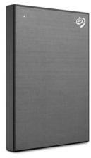 Seagate 2TB Backup Plus Slim Gri USB 3.0 2.5 (STHN2000405) Taşınabilir Disk